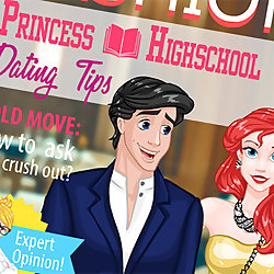 Princess Highschool Dating Tips