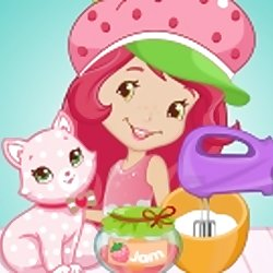 Strawberry Shortcake Spa